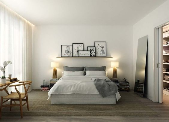 ONLINE INTERIOR DESIGN | Bedroom restyling