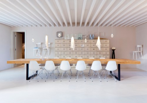 ITALIAN SUMMER INTERIORS | A design hotel in the countryside