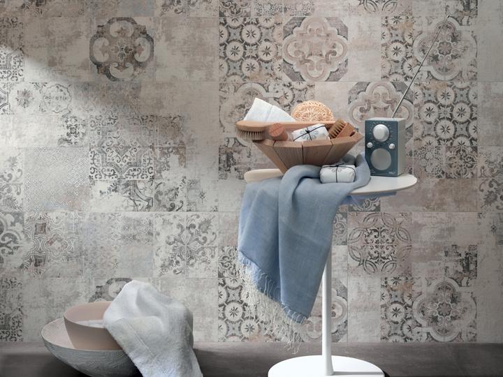 italian homes, ragno ceramiche, ragno ceramics, italianbark interior design blog, cementine, cement tiles,