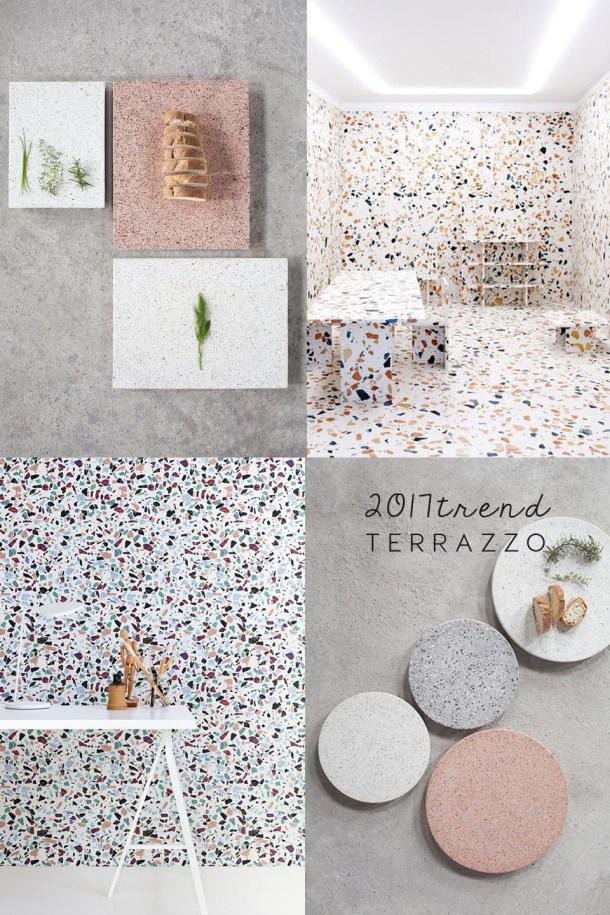terrazzo trend, terrazzo finish, terrazzo interiors, terrazzo design, italianbark interior design blog