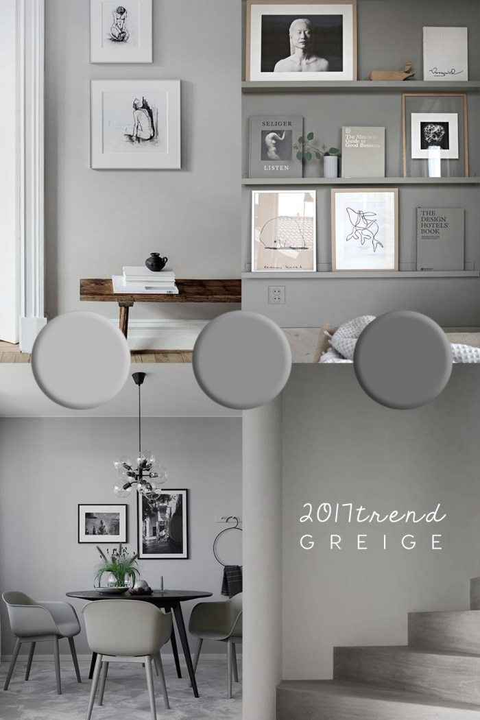 interior trends in love with greige