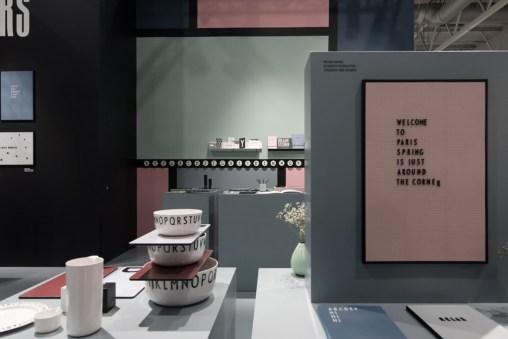 pink interior trend, interior trends 2017, maison et objet 2017, maison & objet trends, italianbark interior design blog, pink furniture, design letters