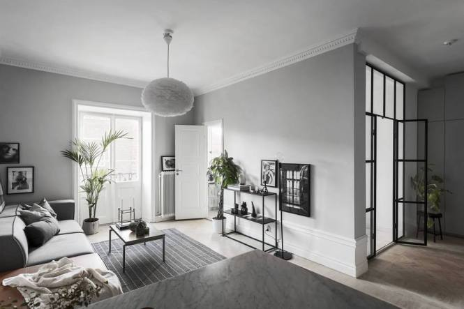 The Interior Tips Which Makes This Stockholm Apartment Look Ger
