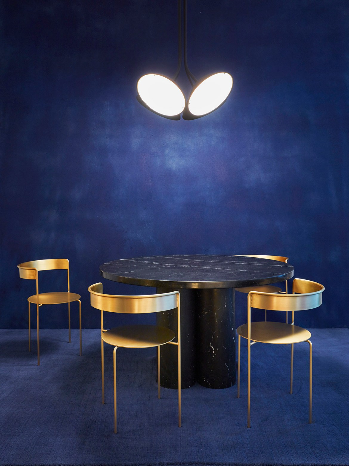 Blue Interior Design Model interior color trends 2018
