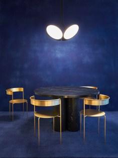 interior color trends 2018, tendenze colore 2018, milan design week 2017 trends, tendenze salone mobile, italianbark interior design blog, blue interior and design, matter made