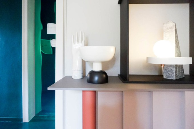the visit studiopepe, brera design apartment, studiopepe milan design week, fuorisalone 2017, italianbark interior design blog, , memphis design