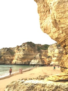 reasons visit portugal, algarve best beaches