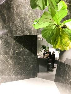 clerkenwell design week 2017, marazzi london showroom, italianbark interior design blog, marazzi all marble