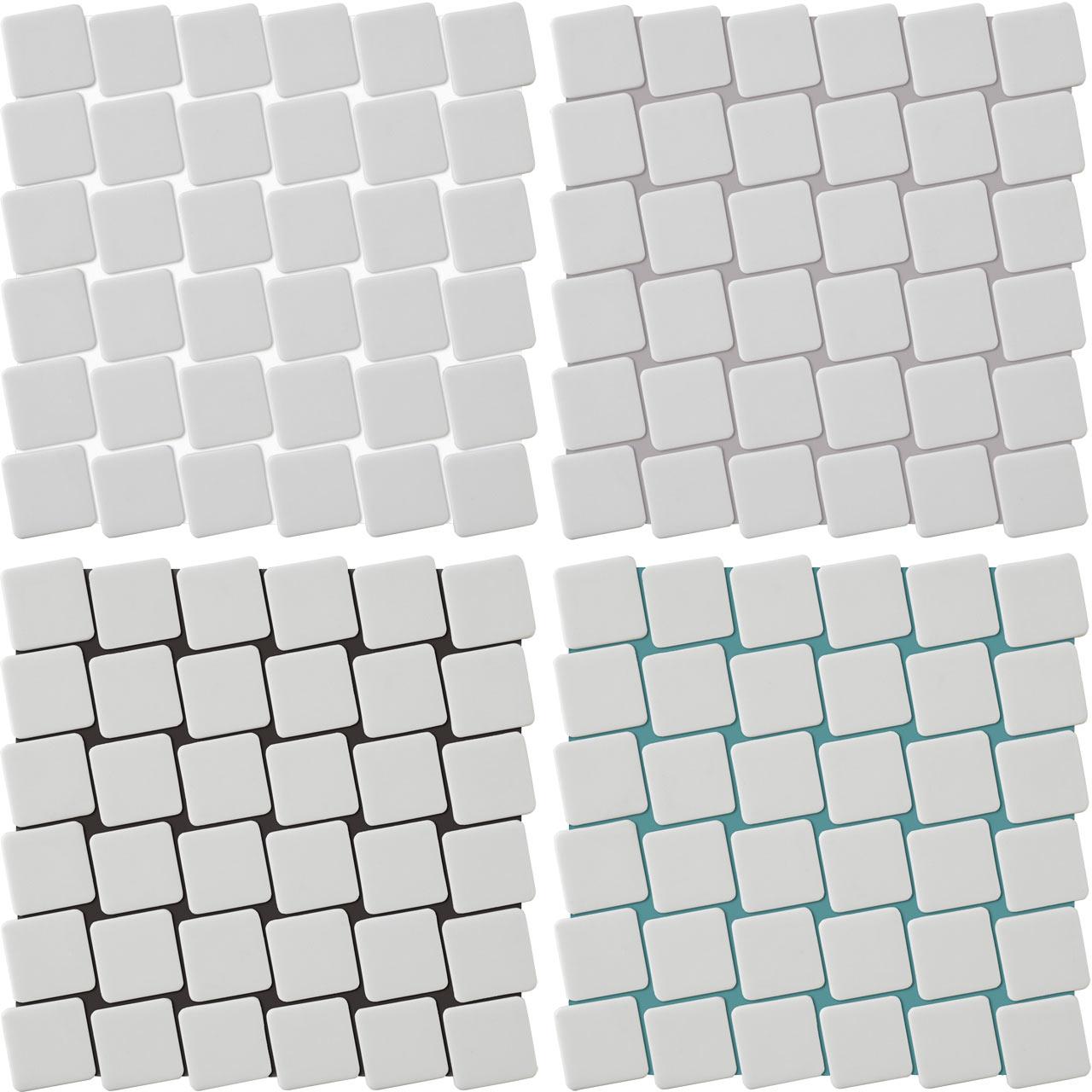 7 Beautiful Black White Tiles For The Bathroom