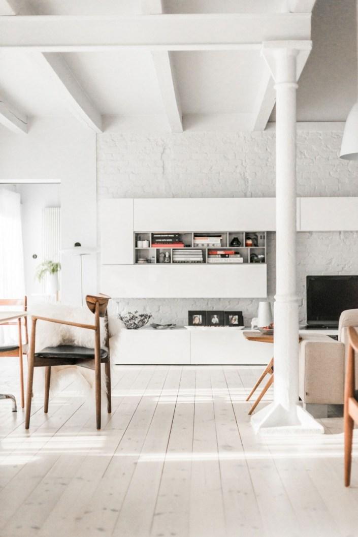 Home Restoration How to, minimalist interior, home tour poland
