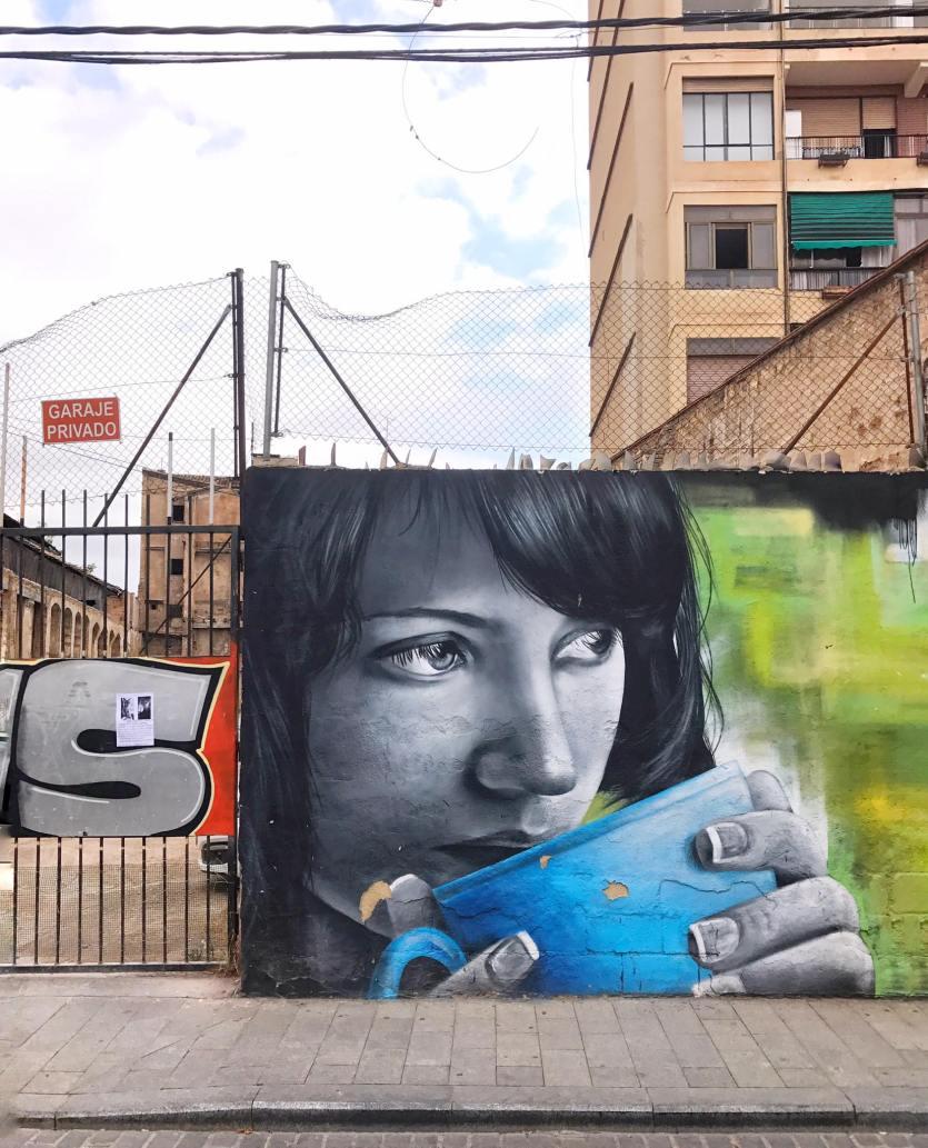 Road Trip in Spain, two weeks in spain, spain travel itinerary, valencia street art