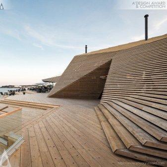 A DESIGN AWARD CALL FOR ENTRIES, a design award, loyly sauna helsinki