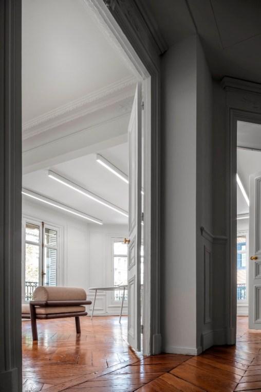 marazzi showroom in paris, paris design week 2017, marazzi parigi
