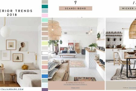 Decorating Trends 2018   24 Key Interior Decor Trends and free book interior trends 2018  best home trends  decorating trends 2019  italianbark  interior design blog