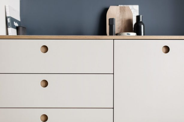 Ikea kitchen hack by reform and the best danish architects for Linoleum ikea