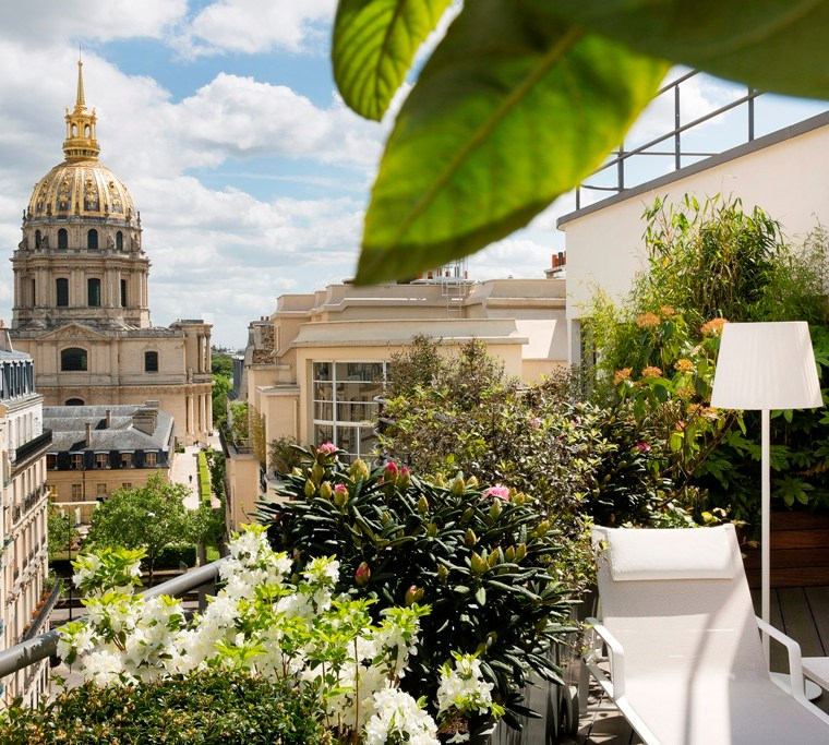 DESIGN HOTELS | The most contemporary hotel in Paris Rive Gauche
