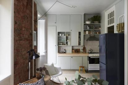 studio apartment, scandinavian interiors, italianbark interior design blog