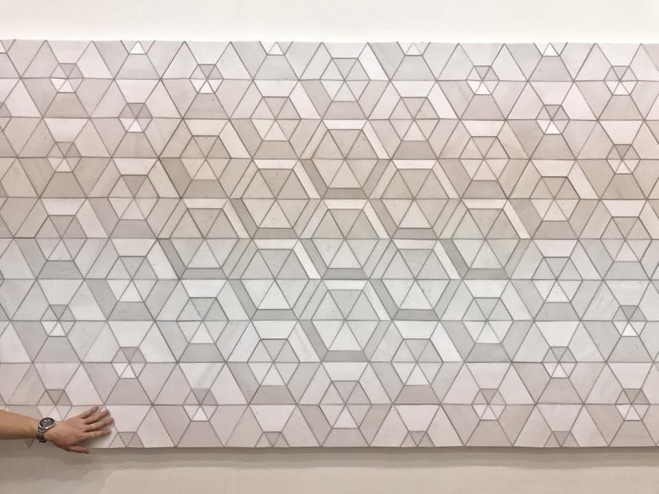 tile trends 2018, hexagon tiles, cersaie 2017 novità, italianbark