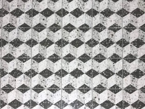 tile trends 2018, cersaie 2017 novità, italianbark, terrazzo tiles