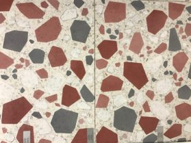 , cersaie 2017 novità, italianbark, terrazzo tiles