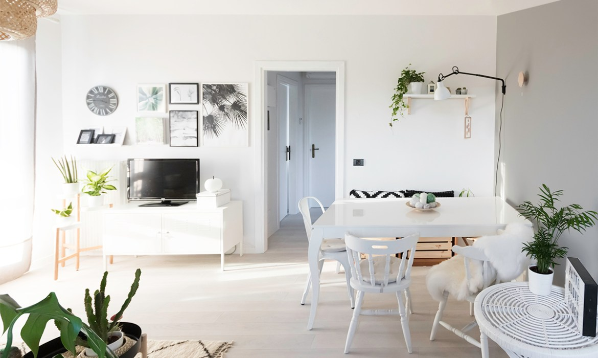 #MYHOMERESTYLING | LIVING ROOM BEFORE & AFTER