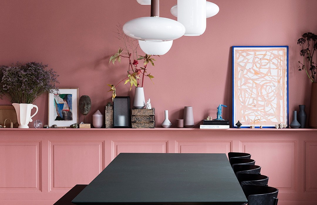 pink interiors, tendenza rosa interni, millennial pink trend, pink home decor trend