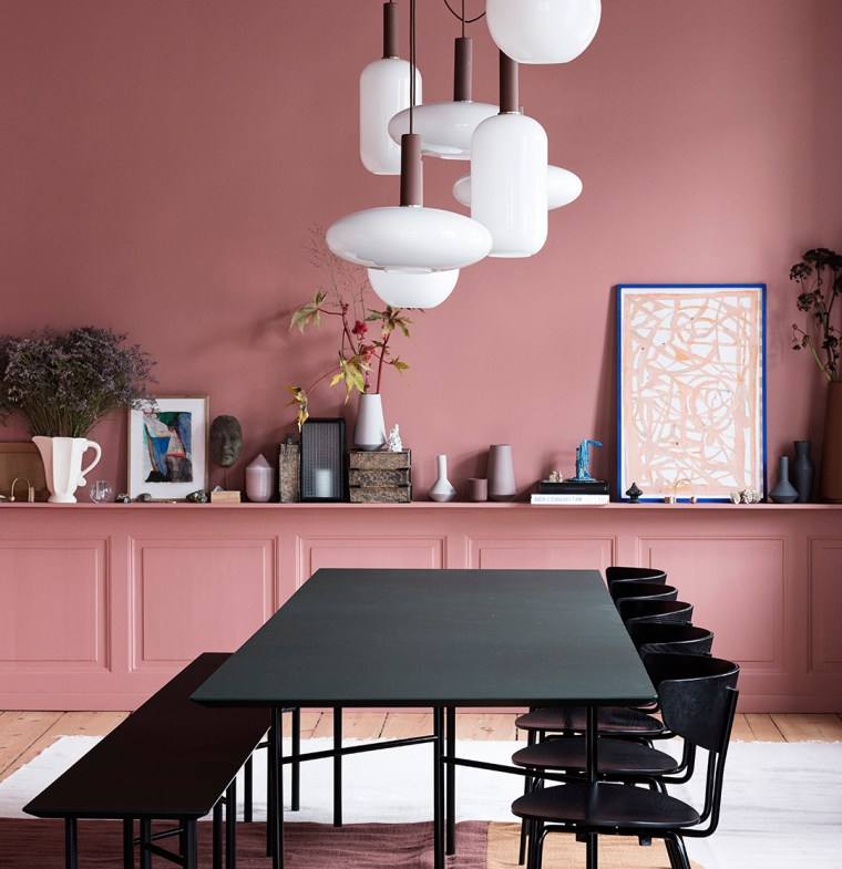 7 Amazing Interiors that prove Pink is the Color