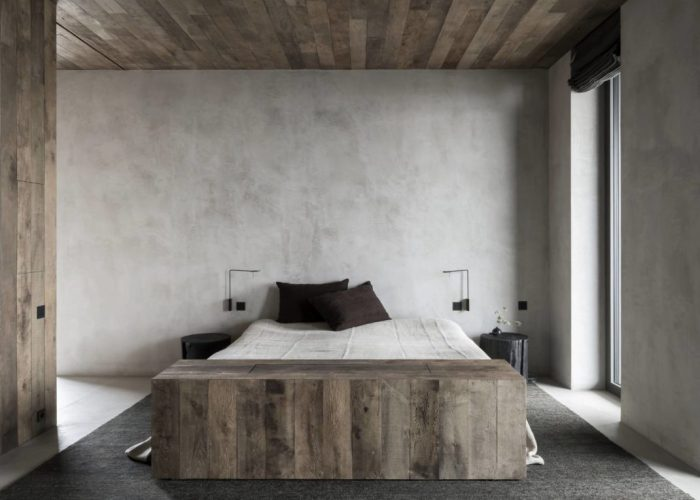 INTERIOR TRENDS | The wall finishes for this 2018 for a perfect Wabi Sabi Decor
