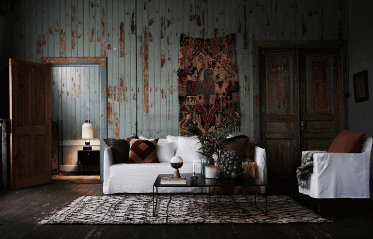 Interior Trends Wabi Sabi Decor And The Top Interior Wall Finishes For 2018