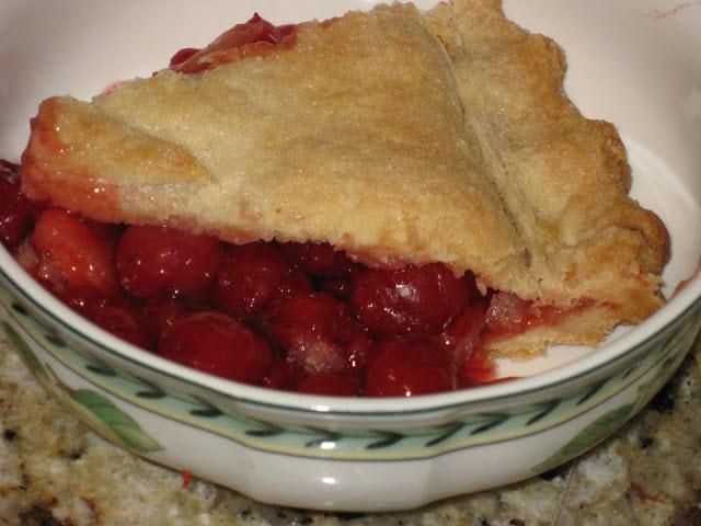 Best Favorite Cherry Pie