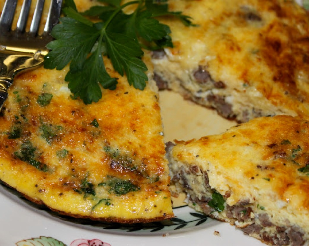 How To Make a Perfect Frittata ~ Easy to Follow Instructions