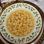 Tortellini in Brodo (Tortellini in Broth) A Northern Italian Classic