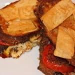 Rustic Italian Tomato Pie
