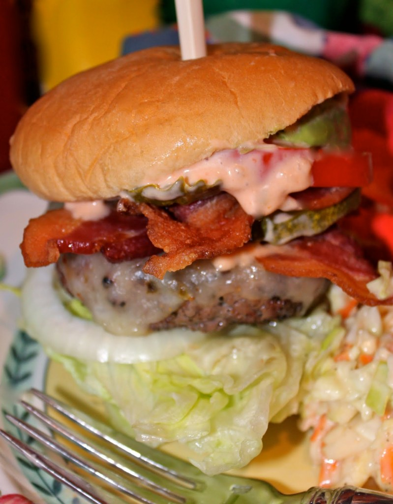 Big Mama, Big Bang, Big Kahuna Super Burger