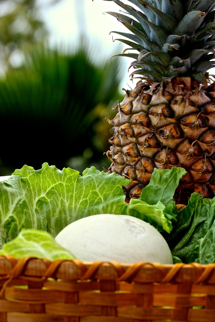 Dining On Local Traditional Hawaiian Food Manapua