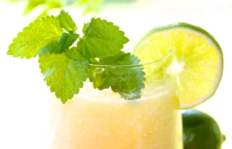 coconut lime pineapple