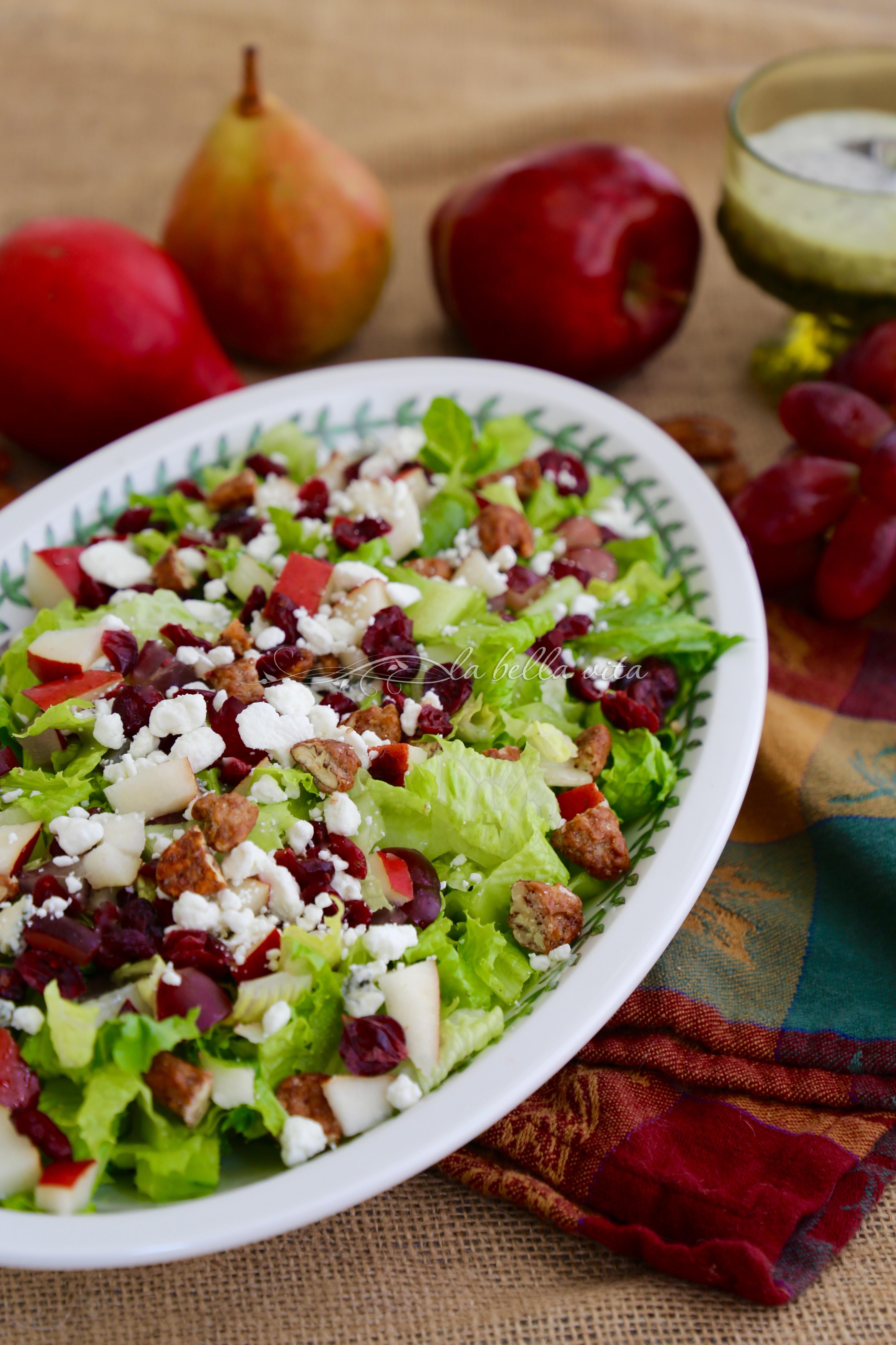 creamy cucumber salad with fresh dill la bella vita cucina