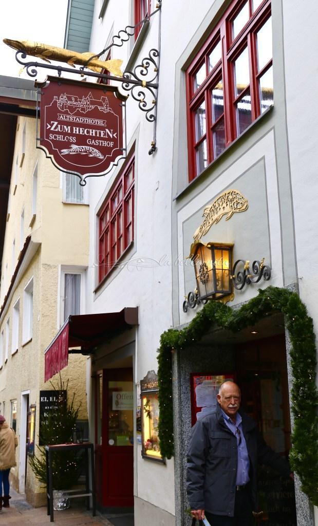 Fussen, Bavaria, Germany - The Village By Neushwanstein Castle