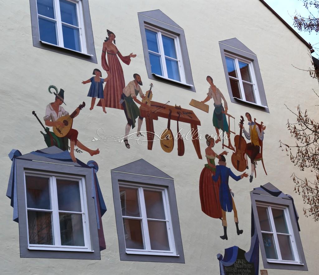 Fussen, Bavaria, Germany