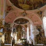 Oberammergau, Bavaria, Germany — St. Peter and St. Paul Church