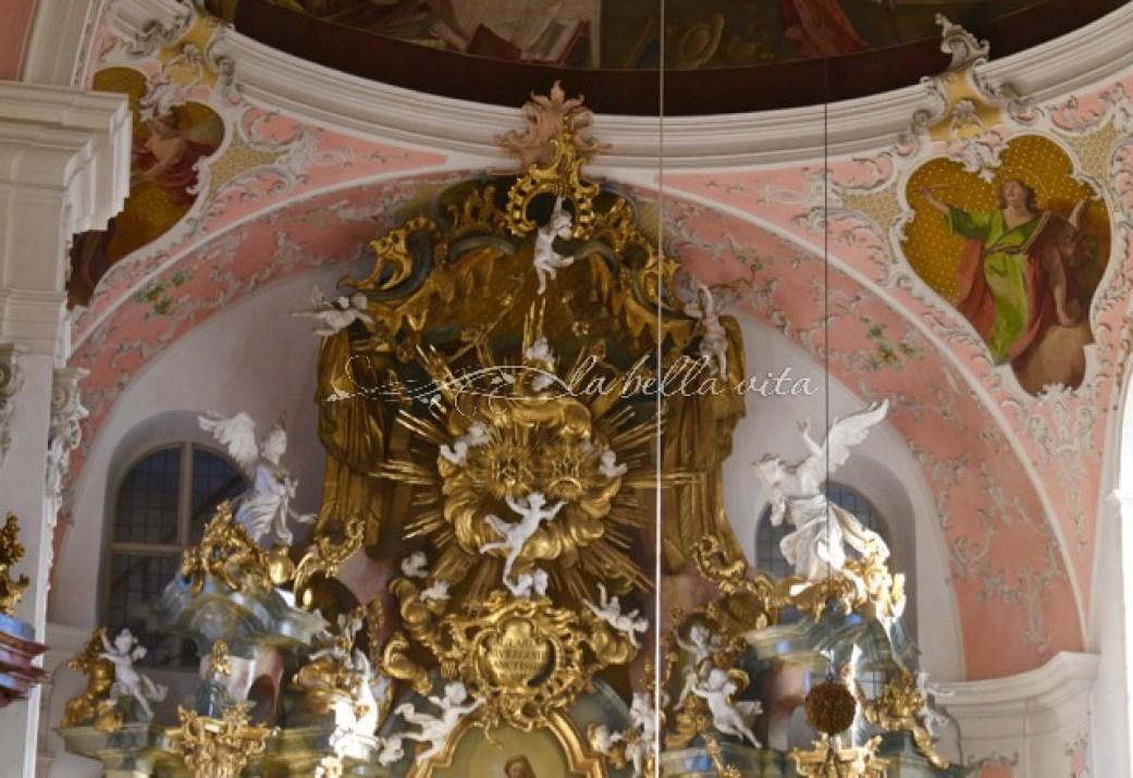 Oberammergau, Bavaria, Germany -- St. Peter and Paul Church