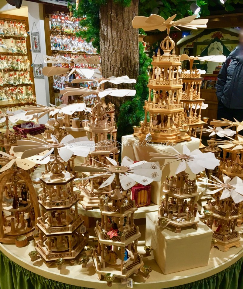 12 exceptional wooden german christmas decorations for Home decor 63042
