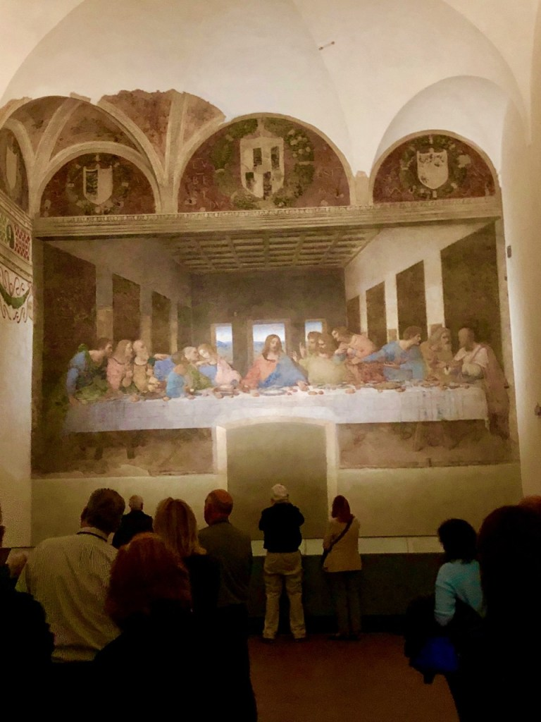 Milan, Italy's Northern Jewel - Da Vinci's Last Supper