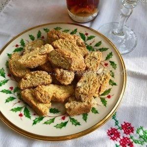 Italian Contucci (Biscotti)