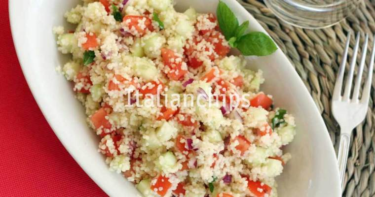 I Recently Discovered Couscous…