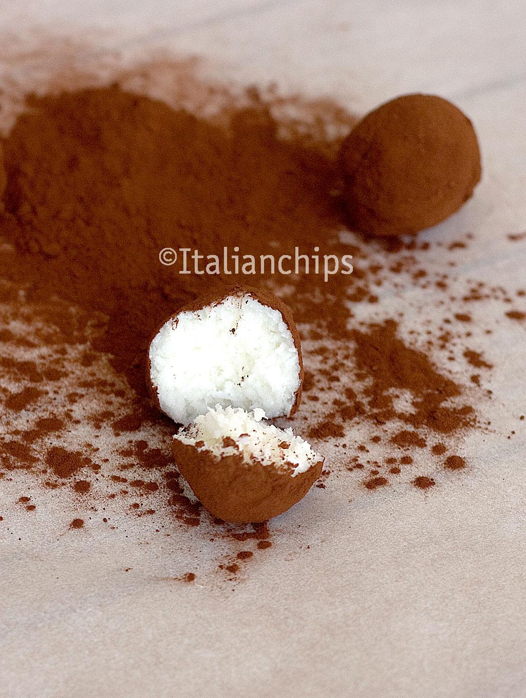 coconut truffle recipe