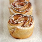 Enchanting Apple Rose Tart