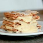 Napoleons pastries … who resists?
