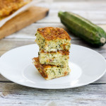 An Easy Salted Zucchini Cake for Your Picnic or Buffet