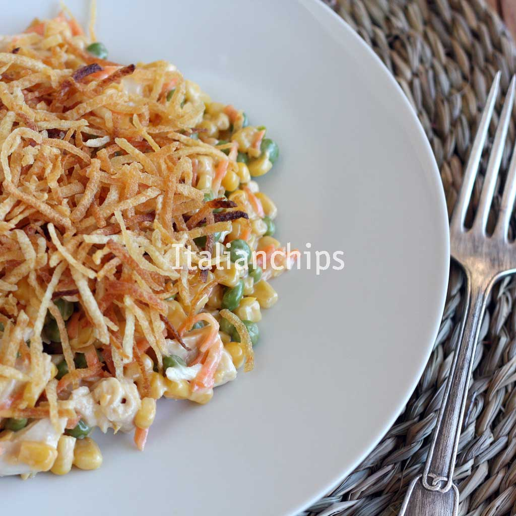 Our Personalized Brazilian Chicken Salad Recipe - Salpicão